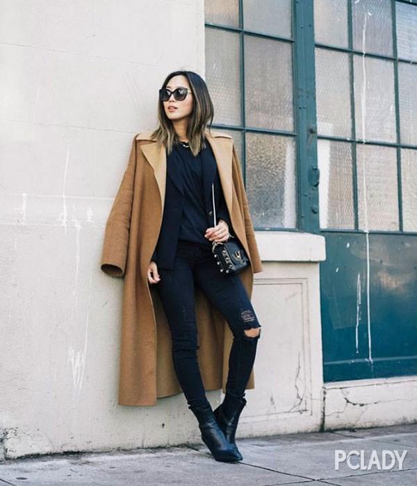 Copy时尚博主的全身look 从Aimee Song开始