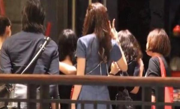 44岁林志玲参加同学聚会对比惨烈,网友:明星和素人天壤之别