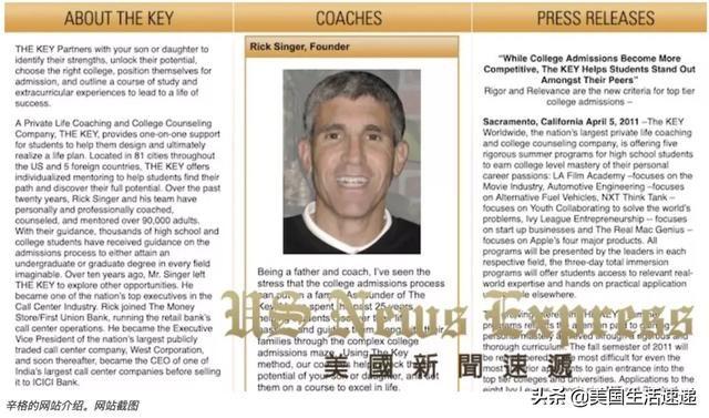 【名校招生贿赂案】把美国名校都卖了 他到底是谁?