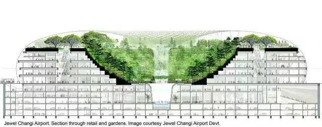 她有3套房子却住机场,这个拥有森林、瀑布的机场到底有多大魅力?