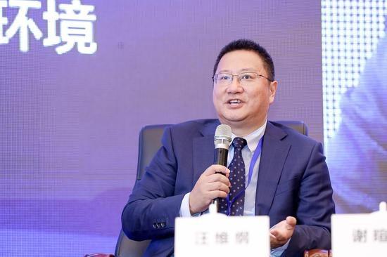 智联招聘集团副总裁汪维纲