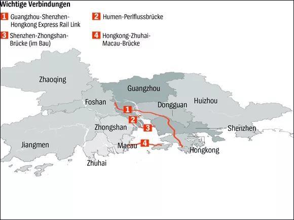 香港金融咨询师:看看深圳和上海 香港已经落后了