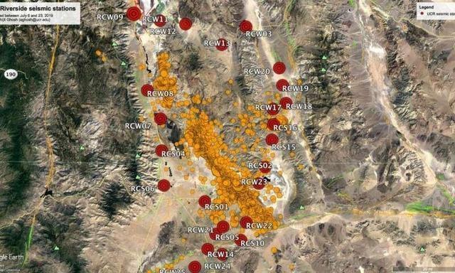 美国洛杉矶正下方断层苏醒!科学家警告:西海岸或爆发7级大地震