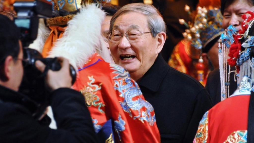 中國前總理朱鎔基