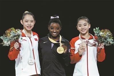 中国体操26年来首次无金