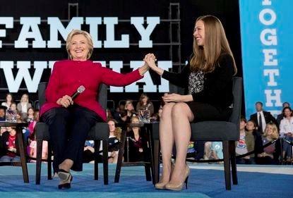 克林顿家族卷土重来,希拉里和克林顿的独生女儿竞选国会议员