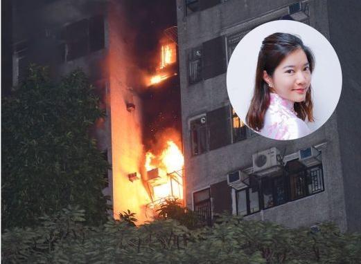 娱乐圈又传噩耗!26岁女星凌晨家中遇火灾,葬身火海不幸离世