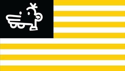 """上百万网民请愿更换美国国旗""""新国旗""""上的""""他""""是谁?"""