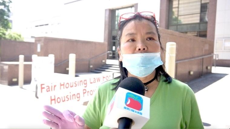 擁有9個物業的Nancy 表示,有些租客拿了政府失業金又不交租,是道德問題。
