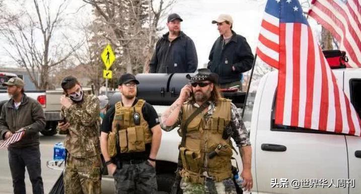 """""""红脖子""""白人:美国最不受待见的一群人,正在拼命保护特朗普"""
