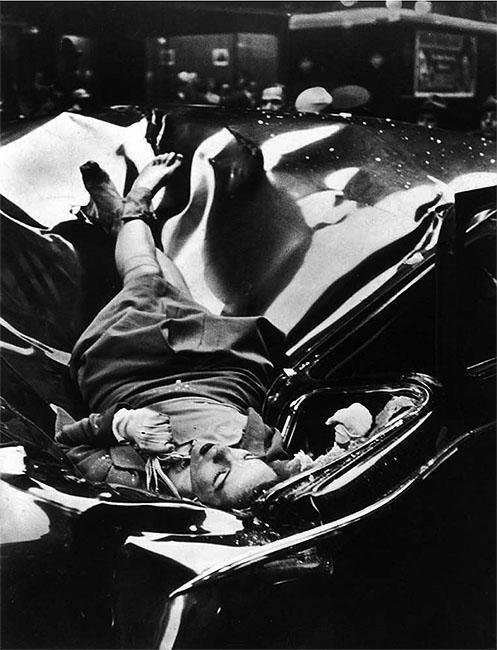 """""""最美自杀照片"""":74年前她为什么从帝国大厦跳"""